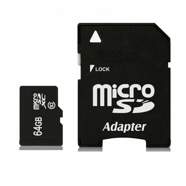 Carte mémoire micro SD doit figurer dans votre liste d'accessoires tablettes tactiles indispensables